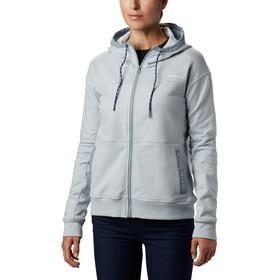 Columbia Columbia Lodge Full Zip Jacket Women, cirrus grey/tradewinds grey